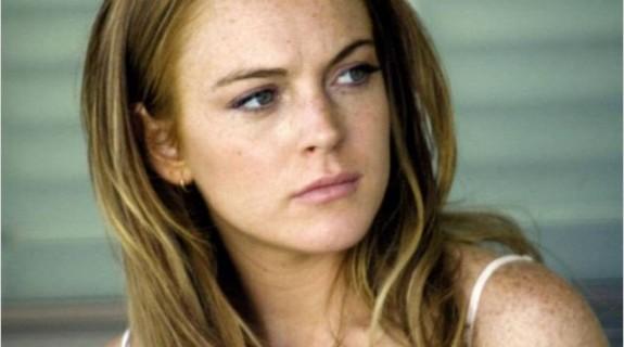 Lindsay Lohan (Rachel)
