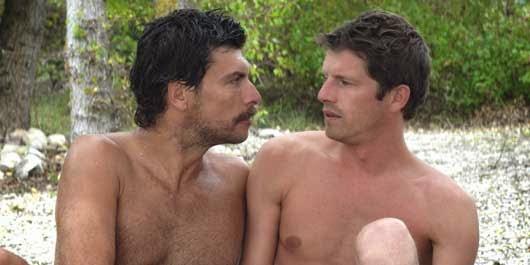 Christophe Paou (Michel) et Pierre Deladonchamps (Franck)