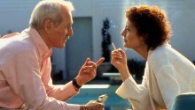 Paul Newman (Harry Ross) et Susan Sarandon (Catherine)