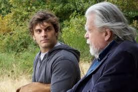 Henri Renaud (Pïo Marmaï) et Michael Lonsdale (Eric Rovère)
