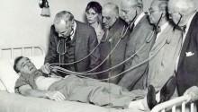 Woody Allen (Zelig et ses médecins)