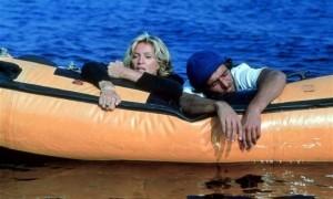 Madona (Amber) et Adriano Giannini (Pepe)