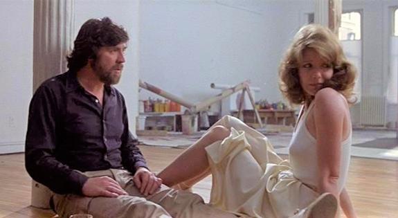 Alan Bates (Saul) et Jill Clayburgh (Erika)