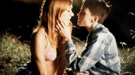 Chloë Sevigny (Lana) et Hilary Swank (Brandon)