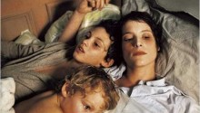 Marion (Hélène Fillières) et ses enfants