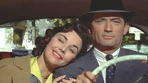 Jennifer Jones (Jennifer Rath) et Gregory Peck (Tom Rath)