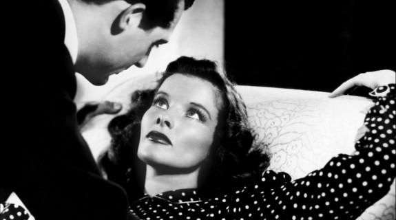 Cary Grant et Katherine Hepburn