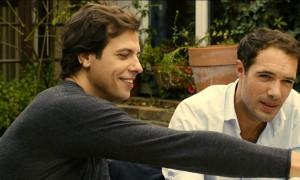 Laurent Lafitte (Antoine) et Nicolas Bedos (Louis)