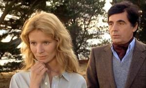Nicole Garcia (Janine Garnier) et Roger Pierre (Jean Le Gall)