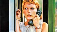 Mia Farrow (Rosemary)