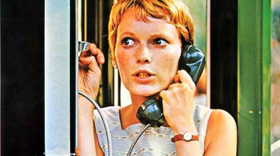 Mia Farrow (Rosemary)