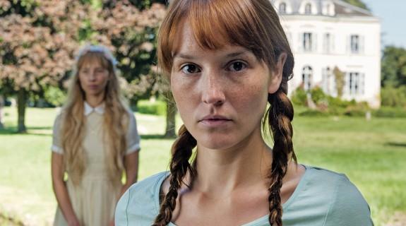 Isild Le Besco (Laura) et Anaïs Demoustier (Claire),