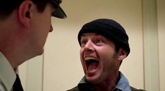 Jack Nicholson (Randall Mac Murphy)